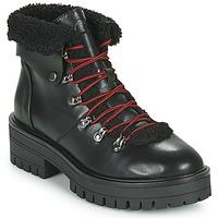 Shoes Women Mid boots Emmshu ESIDAVER Black
