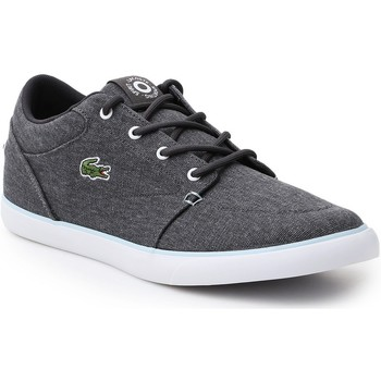 Shoes Men Low top trainers Lacoste Bayliss 118 3 CAM DK 7-35CAM0007435 grey