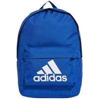 Bags Rucksacks adidas Originals Classic Big Logo Blue