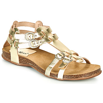 Shoes Women Sandals Kickers ANA Gold