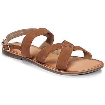 Shoes Women Sandals Kickers DIBA-2 Camel