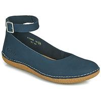 Shoes Women Flat shoes Kickers HONNORA Marine