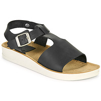 Shoes Women Sandals Kickers ODILOO Black