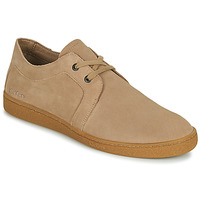Shoes Men Derby Shoes Kickers SALHIN Beige
