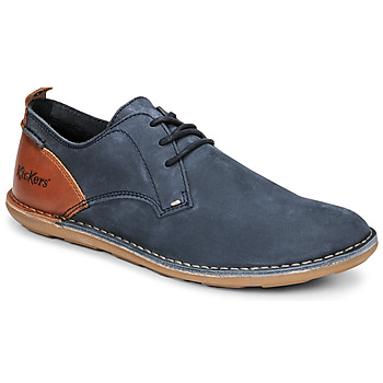 Shoes Men Derby Shoes Kickers SWIDIRA Marine