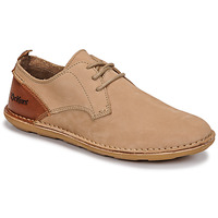 Shoes Men Derby Shoes Kickers SWIDIRA Beige