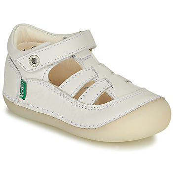 Shoes Girl Flat shoes Kickers SUSHY White