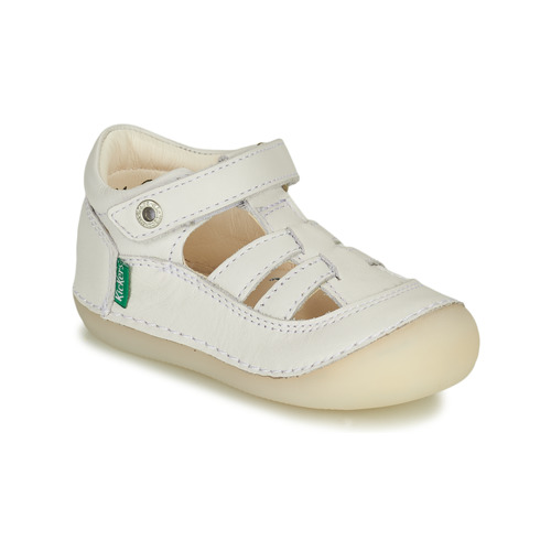 Shoes Girl Flat shoes Kickers SUSHY White
