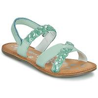 Shoes Girl Sandals Kickers DIMDAMI Blue