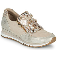 Shoes Women Low top trainers Marco Tozzi TANNI Beige