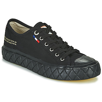 Shoes Low top trainers Palladium PALLA ACE CVS Black