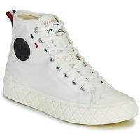 Shoes Hi top trainers Palladium PALLA ACE CVS MID White