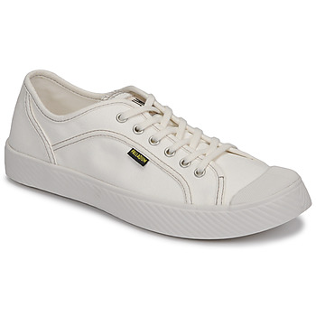 Shoes Low top trainers Palladium PALLAPHOENIX CVS II White