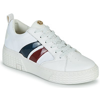Shoes Women Low top trainers Palladium Manufacture EGO 03 NPA White