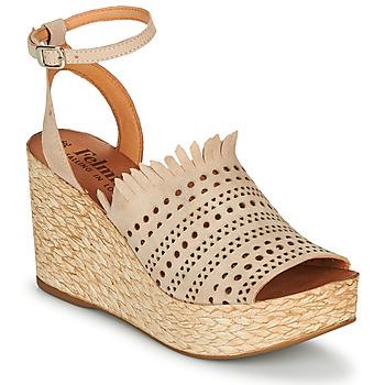 Shoes Women Sandals Felmini ALEXA Beige