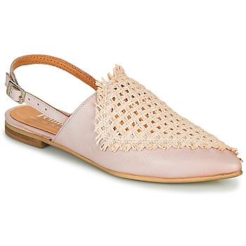 Shoes Women Mules Felmini LIVIA Beige