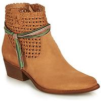 Shoes Women Mid boots Felmini WEST Brown