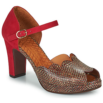 Shoes Women Sandals Chie Mihara NADILA Red
