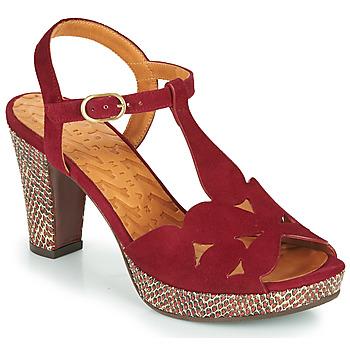 Shoes Women Sandals Chie Mihara EGEO Bordeaux
