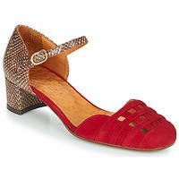 Shoes Women Heels Chie Mihara KAEL Red