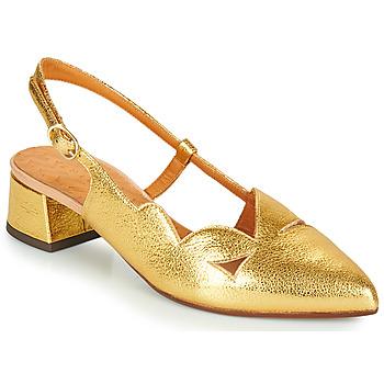 Shoes Women Heels Chie Mihara R-RUNE Gold