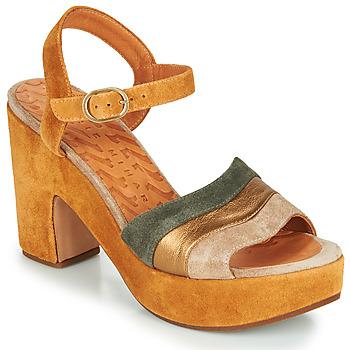 Shoes Women Sandals Chie Mihara YEVA Gold