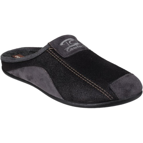 Shoes Men Slippers Cotswold Westwell Black