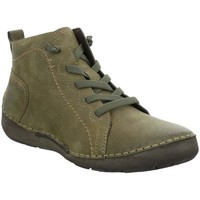 Shoes Women Mid boots Josef Seibel Fergey 86 Womens Ankle Boots green
