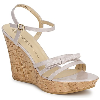 Shoes Women Sandals Peter Kaiser RUTH Beige