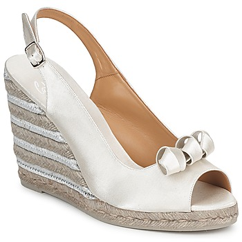 Shoes Women Sandals Castaner BELLA Silver