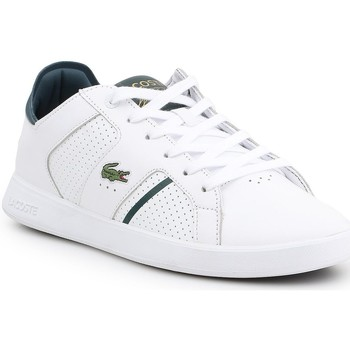Shoes Men Low top trainers Lacoste Novasct 118 1 7-35SPM00381R5 white