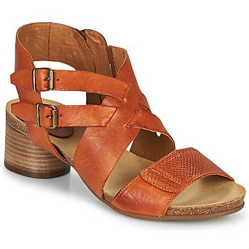 Shoes Women Sandals Casta ERVA Orange