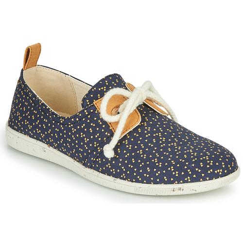 Shoes Women Low top trainers Armistice STONE ONE W Marine / Mustard