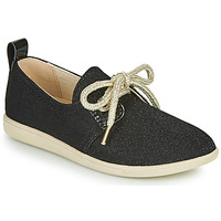 Shoes Girl Low top trainers Armistice STONE ONE K Black