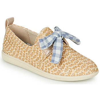 Shoes Girl Low top trainers Armistice STONE ONE K Beige