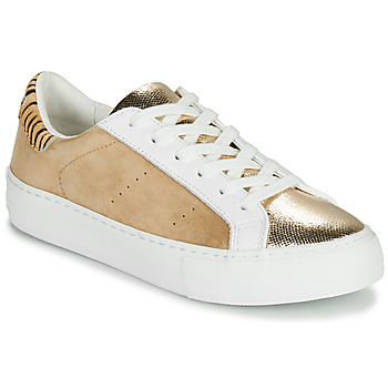 Shoes Women Low top trainers No Name ARCADE SNEAKER Beige