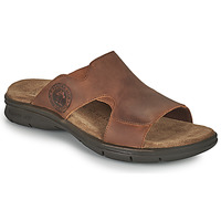 Shoes Men Mules Panama Jack ROBIN BASICS Brown