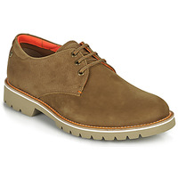 Shoes Men Derby Shoes Panama Jack KALVIN Kaki