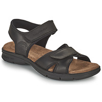Shoes Men Sandals Panama Jack SANDERS BASICS Black
