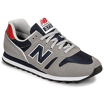 Shoes Men Low top trainers New Balance 373 Grey / Blue / Red