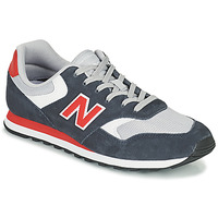 Shoes Men Low top trainers New Balance 393 Blue / Red