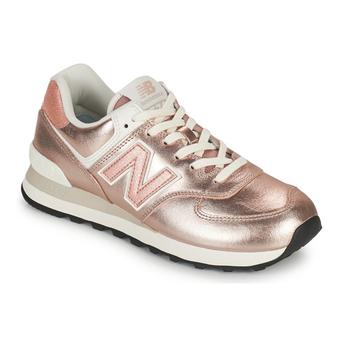 Shoes Women Low top trainers New Balance 574 Grey