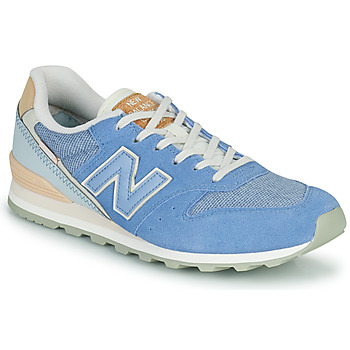 Shoes Women Low top trainers New Balance 996 Blue