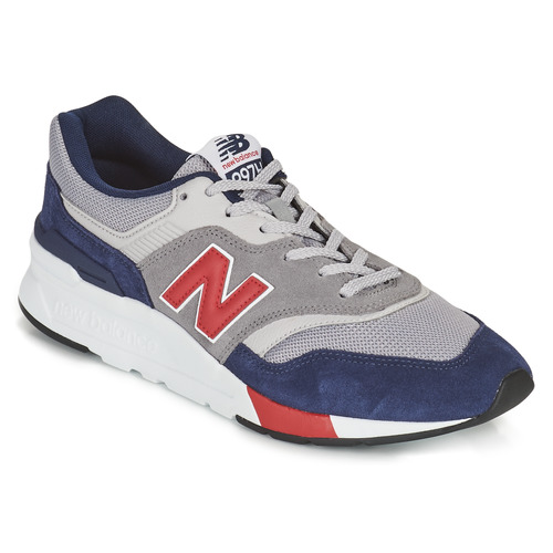 Shoes Men Low top trainers New Balance 997 Blue / Red
