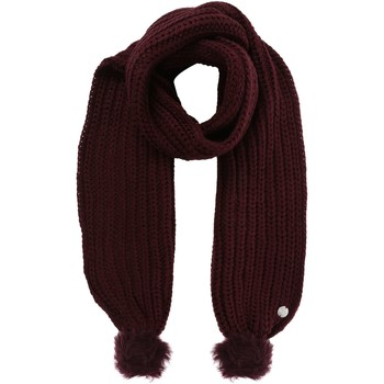 Clothes accessories Women Scarves / Slings Regatta Women's Lovella Pom Pom Scarf Burgundy