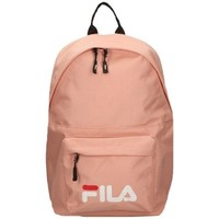 Bags Women Rucksacks Fila New Scool Two Pink
