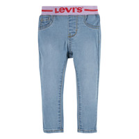 Clothing Girl Skinny jeans Levi's 1EA187-L5F Blue