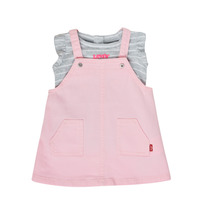 Clothing Girl Sets & Outfits Levi's 1ED091-A4U Pink