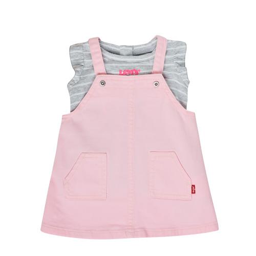Clothing Girl Sets & Outfits Levi's 1ED091-A4U Pink
