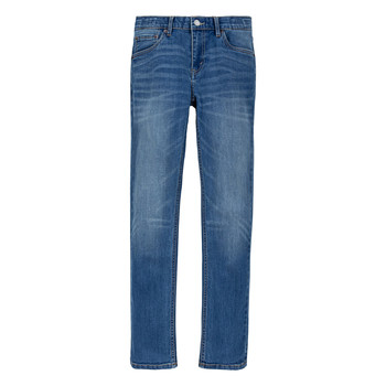 Clothing Boy Skinny jeans Levi's 510 ECO PERFORMANCE Blue